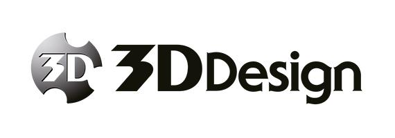 3D Design Logo