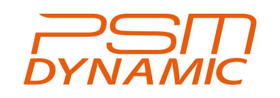 PSM Dynamic Logo